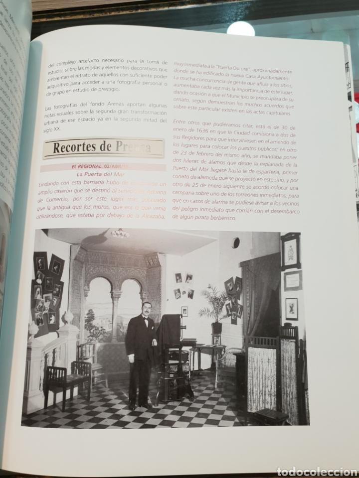 Libros: Malaga en el punto de mira. Javier Ramirez Gonzalez. Edicion Arguval de 2014. Cotizado. - Foto 7 - 278169133