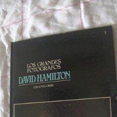 Libros: LOS GRANDES FOTOGRAFOS Nº 1. DAVID HAMILTON. ORBIS, 1983. Lote 287441708