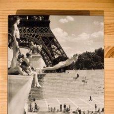 Libros: ROBERT DOISNEAU: PARIS (LUNWERG) 2010. Lote 292967283