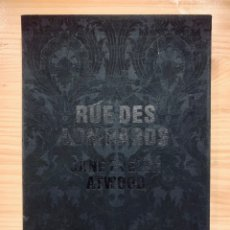 Libros: JANE EVELYN ATWOOD - RUE DES LOMBARDS. Lote 294097138