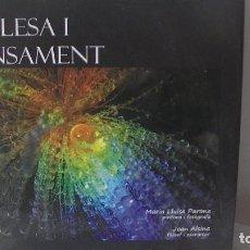 Libros: BELLEZA I PENSAMENT. LLUISA PARONA,MARIA - ALSINA, JOAN EDITORIAL: ARTMOSPHERA, 2010. Lote 294450573