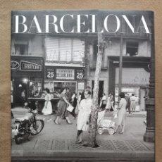 Libros: BARCELONA FOTOGRAFÍA CATALÀ ROCA FORCANO COLOM POMÉS MISERACHS LIBRO DESCATALOGADO. Lote 295790058