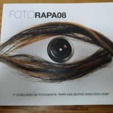 """Libros: FOTORAPA08.1 CONCURSO DE FOTOGRAFIA""""RAPA DAS BESTAS SABUCEDO 2008"""".NUEVO.. Lote 296686063"""