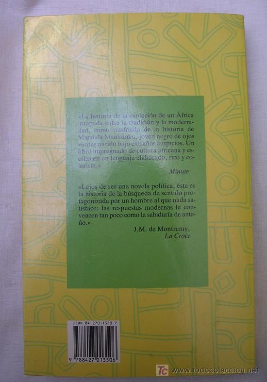 Libros: CUBIERTA POSTERIOR - Foto 3 - 21599086