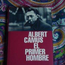 Libros: EL PRIMER HOMBRE, ALBERT CAMUS. Lote 49945536