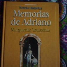 Libros: MEMORIAS DE ADRIANO, M. YOURCENAR. Lote 49945552