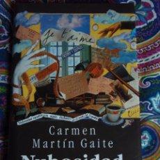 Libros: NUBOSIDAD VARIABLE, C. MARTÍN GAITE. Lote 49945557