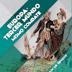 Libros: EUROPA - TERCER MUNDO MISMO COMBATE ALAIN DE BENOIST GASTOS DE ENVIO GRATIS. Lote 191238158