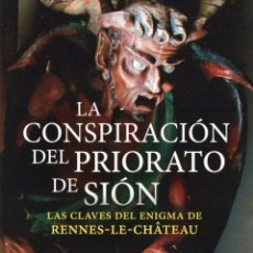 Libros: LA CONSPIRACION DEL PRIORATO DE SION - PLANETA, 2015 (NUEVO). Lote 110091419