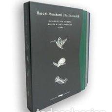 Libros: HARUKI MURAKAMI TRILOGÍA GASTOS DE ENVIO GRATIS. Lote 147435534