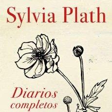 Libros: DIARIOS COMPLETOS PLATH, SYLVIA ALBA GASTOS DE ENVIO GRATIS. Lote 207177886