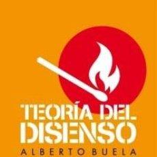 Libros: TEORÍA DEL DISENSO, DE ALBERTO BUELA GASTOS DE ENVIO GRATIS. Lote 72731411
