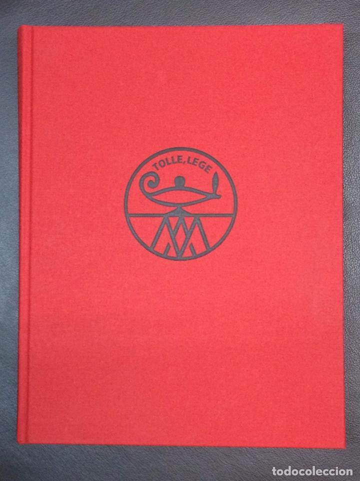 Libros: ÚLTIMOS EJEMPLARES AGUILAR HISTORIA DE UNA EDITORIAL EDICIÓN ESPECIAL TELA 250 EJEMPLARES NUMERADOS - Foto 3 - 101011938