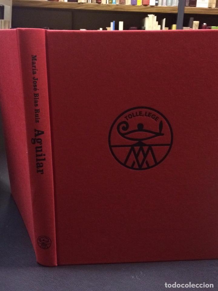 Libros: ÚLTIMOS EJEMPLARES AGUILAR HISTORIA DE UNA EDITORIAL EDICIÓN ESPECIAL TELA 250 EJEMPLARES NUMERADOS - Foto 4 - 101011938