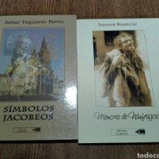 Libros: 2 LIBROS GALICIA. EDICIONES CARDEÑOSO. Lote 86447678