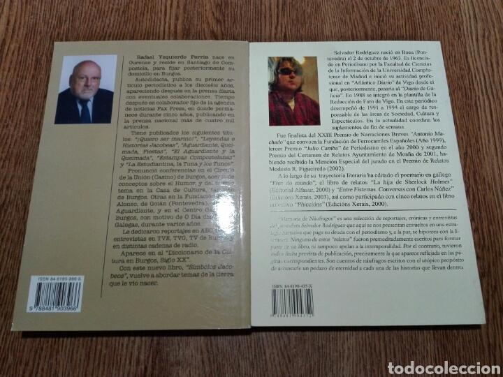 Libros: 2 libros Galicia. Ediciones Cardeñoso - Foto 2 - 86447678