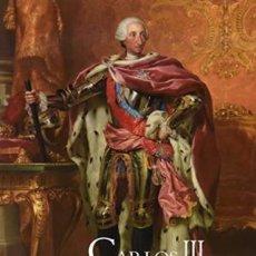 Libros: CARLOS III MAJESTAD Y ORNATO VV.AA. EDICIONES EL VISO, 2016 GASTOS DE ENVIO GRATIS. Lote 96801331