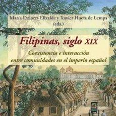 Libros: FILIPINAS, SIGLO XIX AA. VV. POLIFEMO GASTOS DE ENVIO GRATIS. Lote 130434151
