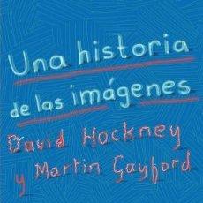Libros: UNA HISTORIA DE LAS IMAGENES DAVID HOCKNEY, MARTIN GAYFORD SIRUELA GASTOS DE ENVIO GRATIS. Lote 112311198