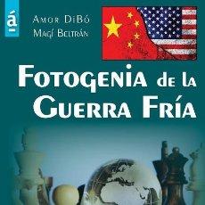 Libros: FOTOGENIA DE LA GUERRA FRIA 40 AÑOS DE HISTORIA VISTOS POR EL CINE AMIDO DIBÓ Y MAGÍ BELTRAN AGORA D. Lote 109908975