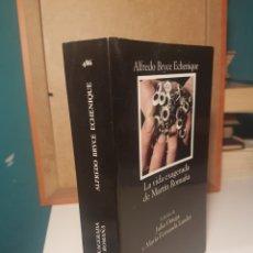 Libros: LA VIDA EXAGERADA DE MARTÍN ROMAÑA. JULIO ORTEGA Y MA. FERNANDA LANDER. 2000. Lote 113110664