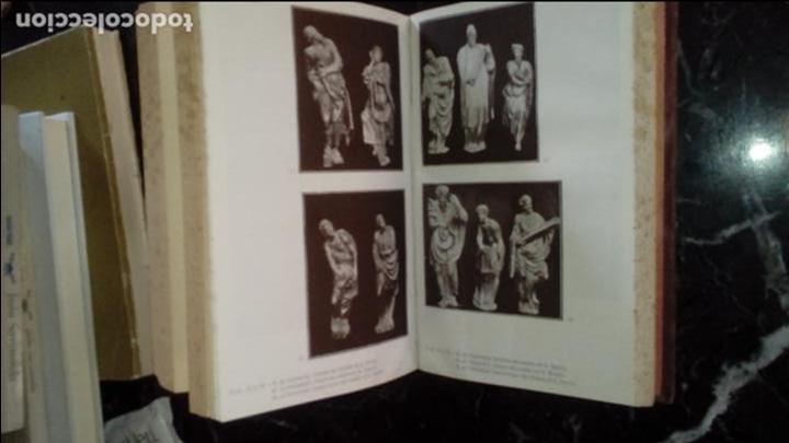 Libros: Berruguete. Su obra. Berruguete y Castilla. Escultura Castellana. Escultura del XVI en España. - Foto 2 - 132156242