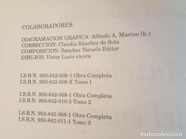 Libros: ANTOLOGIAS DEL ENSAYO LATINOAMERICANO Y POEMA AMERICANO - Foto 4 - 132788882