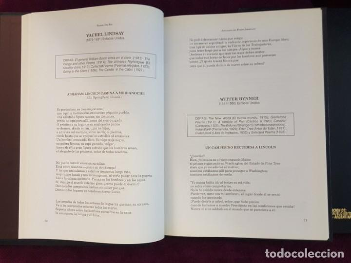 Libros: ANTOLOGIAS DEL ENSAYO LATINOAMERICANO Y POEMA AMERICANO - Foto 7 - 132788882
