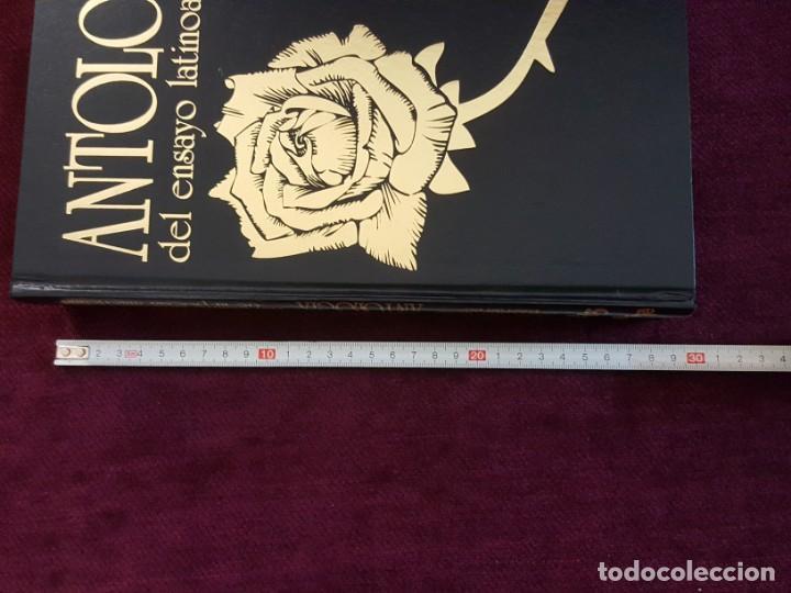 Libros: ANTOLOGIAS DEL ENSAYO LATINOAMERICANO Y POEMA AMERICANO - Foto 9 - 132788882