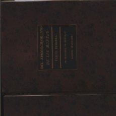Libros: DEL APROVECHAMIENTO DE LOS MONTES 2 VOL TRATADO DEL CUIDADO Y DU MONCEAU DUHAMEL . Lote 140090146