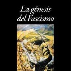 Libros: LA GENESIS DEL FASCISMO JORDI GARRIGA CLAVE EDICIONES FIDES 2018 GASTOS DE ENVIO GRATIS. Lote 143089321