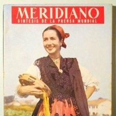 Libros: MERIDIANO. SÍNTESIS DE LA PRENSA MUNDIAL. JULIO 1951 - MADRID 1951 - ILUSTRADA. Lote 142375244