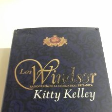 Libros: LOS WINDSOR. Lote 143302768
