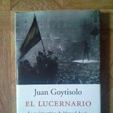 Libros: JUAN GOYTISOLO - EL LUCERNARIO. Lote 143362474