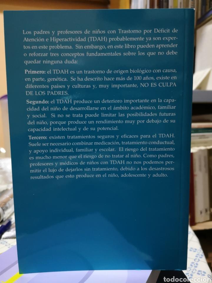 Libros: Convivir con niños y adolescentes con Trastorn o por Déficit de Atención e Hiperactividad. Soutullo. - Foto 2 - 150590864