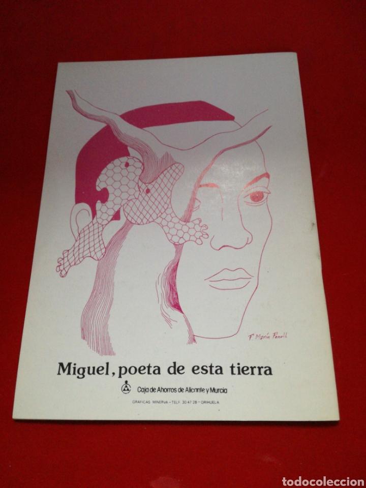 Libros: Homenaje a Miguel Hernández MAOMENO revista de ensayo creación humor y entretenimiento 198 - Foto 2 - 152799201