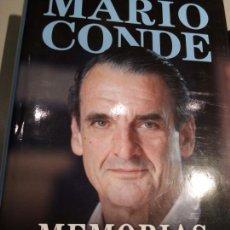 Libros: MEMORIAS DE UN PRESO-MARIO CONDE. Lote 156353505