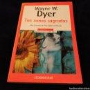 Libros: TUS ZONAS SAGRADAS, WAYNE W. DYER. Lote 160407428