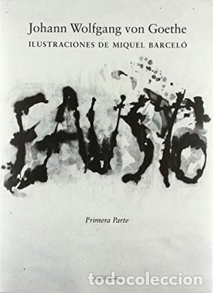 FAUSTO BARCELÓ, MIQUEL; GOETHE GALAXIA GUTENBERG, S.L., 2018.. GASTOS DE ENVIO GRATIS (New Books - Literature - Essay)