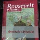 Libros: ROOSEVELT Y FRANCO ( ENSAYO HISTORICO EDHASA ) JOAN MARIA THOMAS. Lote 164697014