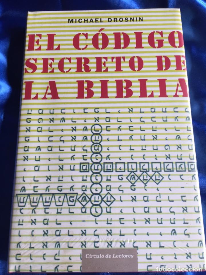 EL CÓDIGO SECRETO DE LA BIBLIA (Libros Nuevos - Literatura - Ensayo)