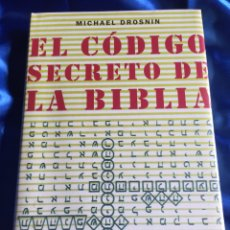 Libros: EL CÓDIGO SECRETO DE LA BIBLIA. Lote 168366666