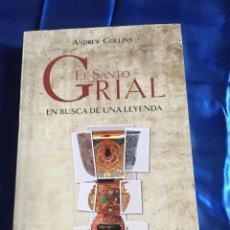 Libros: EL SANTO GRIAL EN BUSCA DE UNA LEYENDA. Lote 168372118