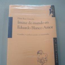 Libros: IMAXE DO MUNDO EN EDUARDO BLANCO AMOR. PILAR RUS GASCÓN. A NOSA TERRA. Lote 206223891