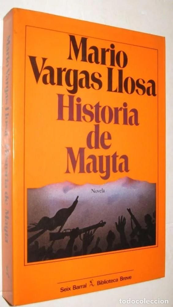 HISTORIA DE MAYTA, POR MARIO VARGAS LLOSA (Libros Nuevos - Literatura - Ensayo)