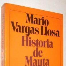 Libros: HISTORIA DE MAYTA, POR MARIO VARGAS LLOSA. Lote 174978998