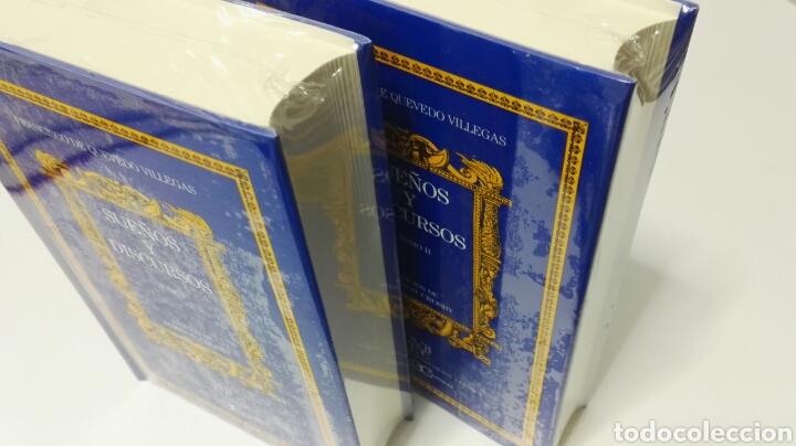 Libros: SUEÑOS Y DISCURSOS Francisco de Quevedo - Foto 6 - 183699666