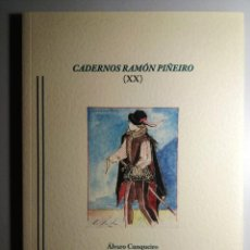 Libros: GALICIA: CADERNOS RAMON PIÑEIRO (XX) / CARTAS A FERMIN PENZOL. Lote 184282711