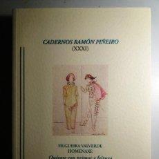 Libros: GALICIA: CADERNOS RAMON PIÑEIRO (XXXI) / FILGUEIRA VALVERDE HOMENAXE. Lote 184283143