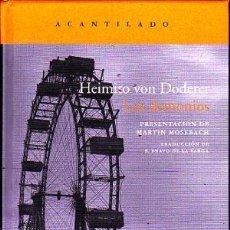 Libros: LOS DEMONIOS VON DODERER, HEIMITO ACANTILADO. ENCUADERNACIÓN DE TAPA BLANDA. CONDICIÓN: NUEVO. 1664 . Lote 188626027